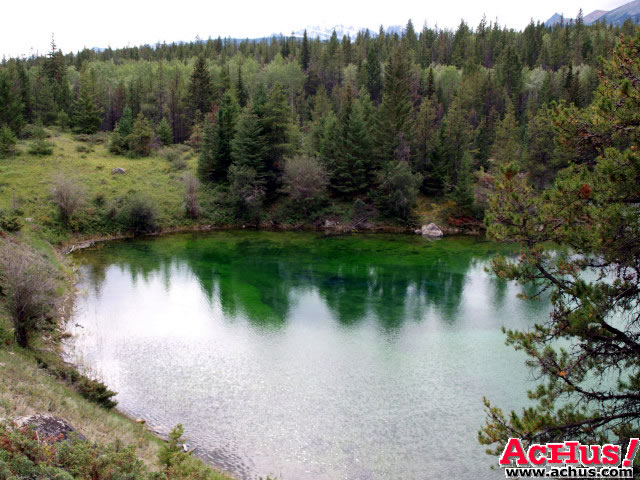Imagen animada de Canada Valley of the Five Lakes 011
